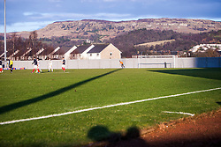 .Dumbarton 0 v 2 Falkirk, 23/2/2013..©Michael Schofield.