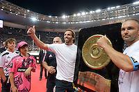 Gonzalo QUESADA  - 16.05.2015 - Clermont / Stade Francais - Finale Top 14<br />Photo : Nolwenn Le Gouic / Icon Sport