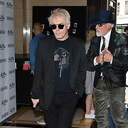 Antony Price , Nick Rhodes attend the Fashion Scout - SS19 - London Fashion Week - Day 1, London, UK. 14 September 2018.