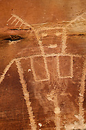 Petroglifos de McKee Springs, Dinosaur National Monument, Utah (Estados Unidos)