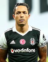 Turkey superlig match between Besiktas and Alanyaspor at Vodafone Arena in Istanbul , Turkey on August 20 , 2016.<br /> Final Score : Besiktas 4 - Alanyaspor 1<br /> Pictured: Adriano of Besiktas.
