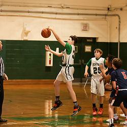01-19-2021 Boys Basketball 6th Grade