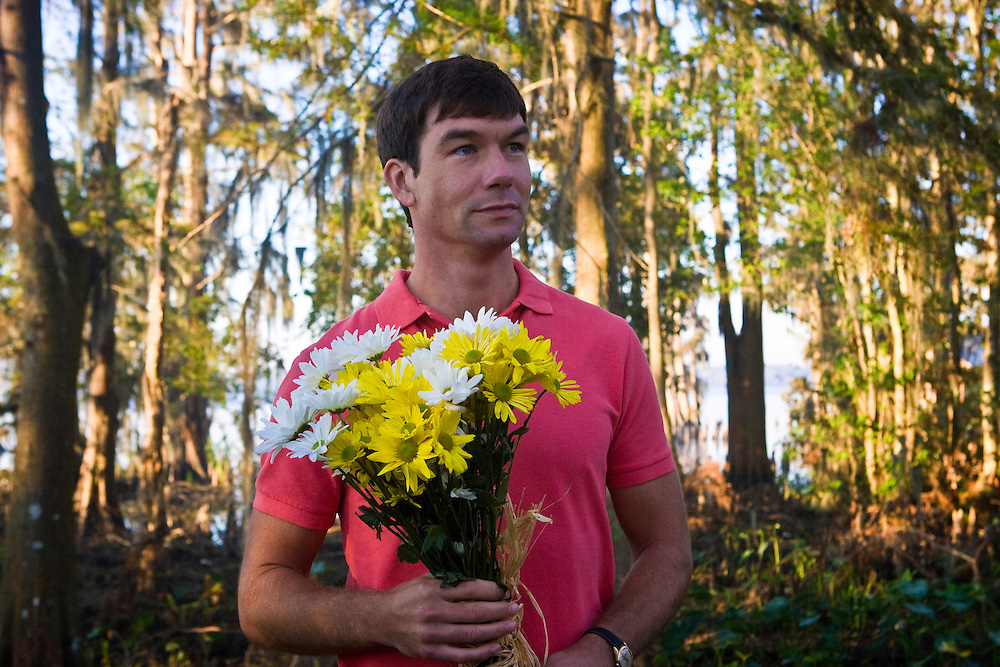 Jerry O'Connell in Lifetime Television's movie of Nora Robert's novel 'Midnight Bayou.'