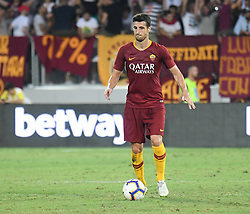 July 20, 2018 - Frosinone, Lazio, Italy - Ivan Marcano during the Pre-Season Friendly match between AS Roma and Avellino at Stadio Benito Stirpe on July 20, 2018 in Frosinone, Italy. (Credit Image: © Silvia Lore/NurPhoto via ZUMA Press)