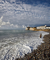 The beauty of nature at Freshwater Bay, Isle of Wight