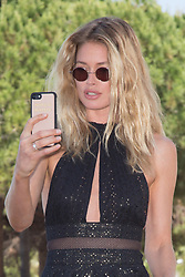 Doutzen Kroes on croisette during 70th Cannes film festival on May 23, 2017 in Cannes, France. Photo by Nasser Berzane/ABACAPRESS.COM  | 593944_032