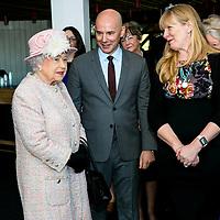 Queen's Visit to Chichester Festival Theatre