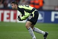 Fotball<br /> UEFA Champions League 2004/2005<br /> 29.09.2004<br /> Foto: Dppi/Digitalsport<br /> NORWAY ONLY<br /> <br /> AC MILAN v GLASGOW CELTIC <br /> <br /> DAVID MARSHALL (CEL)