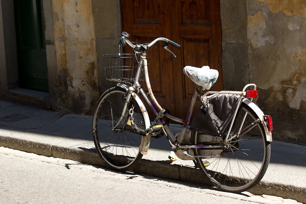 Parked Bicycle 3