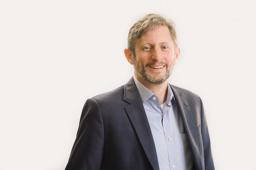 Portrait of Jon McDevitt.