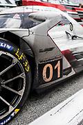 January 30-31, 2021. IMSA Weathertech Series. Rolex Daytona 24h:  #01 Cadillac Chip Ganassi Racing, Renger van der Zande, Scott Dixon, Kevin Magnussen, detail