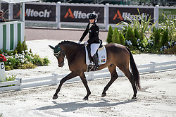 Victoria Ford, (RSA), Almar B - Team Competition Grade IV Para Dressage - Alltech FEI World Equestrian Games™ 2014 - Normandy, France.<br /> © Hippo Foto Team - Jon Stroud <br /> 25/06/14