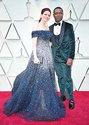 91st Annual Academy Awards - Arrivals. 24 Feb 2019 Pictured: Jessica Oyelowo, David Oyelowo. Photo credit: Jaxon / MEGA TheMegaAgency.com +1 888 505 6342