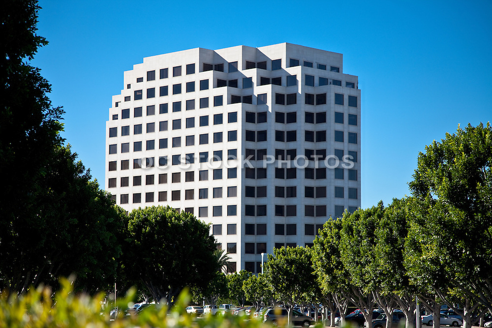 Irvine High Rise Business Building