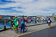 Fisherman's Wharf, Victoria, Canada