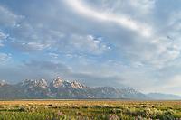 Antelope Flats, Grand Teton National Park