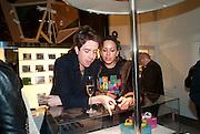 NICK GRIMSHAW; DEBBIE REECE BLOCK, The Nineties are Vintage. Concept Store, Rellik and Workit. The Wonder Room. Selfridges. Oxford St. London. 7 January 2010.