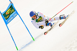 March 9, 2019 - Kranjska Gora, Kranjska Gora, Slovenia - Daniele Sorio of Italy in action during Audi FIS Ski World Cup Vitranc on March 8, 2019 in Kranjska Gora, Slovenia. (Credit Image: © Rok Rakun/Pacific Press via ZUMA Wire)