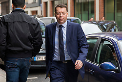 DATE CORRECTION TO 20/03/2018 © Licensed to London News Pictures. 20/03/2018. London, UK. Incumbent Labour Party General Secretary Ian McNicol arrives at Labour Party headquarters in London to attend a National Executive Committee meeting, where a new general secretary of the Labour Party is expected to be appointed. Photo credit: Rob Pinney/LNP