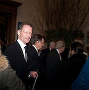 SIR NICHOLAS SEROTA, Opening of David Hockney ' A Bigger Picture' Royal Academy. Piccadilly. London. 17 January 2012