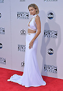 GIGI HADID@ the 2015 American Music Awards held @ the Micorsoft theatre.<br /> ©Exclusivepix Media