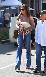 Caitlyn Jenner spotted at a car show - alone on Father's day with his dog. 18 Jun 2017 Pictured: Caitlyn Jenner. Photo credit: PressPhotoBankLA / MEGA TheMegaAgency.com +1 888 505 6342