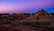 Processing plant.