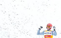 17.12.2017, Gross Titlis Schanze, Engelberg, SUI, FIS Weltcup Ski Sprung, Engelberg, im Bild Richard Freitag (GER) // Richard Freitag of Germany during Mens FIS Skijumping World Cup at the Gross Titlis Schanze in Engelberg, Switzerland on 2017/12/17. EXPA Pictures © 2017, PhotoCredit: EXPA/JFK