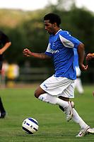 Fotball, treningskamp, Egersund, Norway,<br /> EIK - Birmingham City FC , (2-0),<br /> Jermaine Pennant,<br /> Foto: Sigbjørn Andreas Hofsmo, Digitalsport