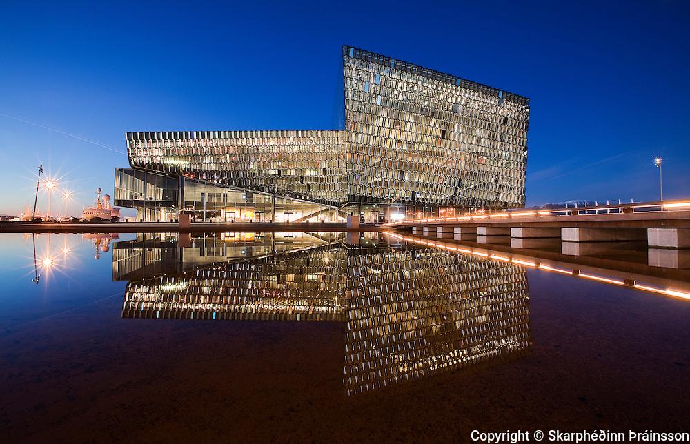 Harpa Concert Hall and Conference Center, Reykjavik - Iceland