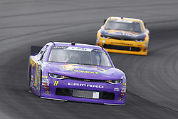 June 1, 2018 - Long Pond, Pennsylvania, United States of America - Ryan Truex (11) brings his car through the turns during practice for the Pocono Green 250 at Pocono Raceway in Long Pond, Pennsylvania. (Credit Image: © Chris Owens Asp Inc/ASP via ZUMA Wire)