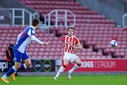 Harry Souttar of Stoke City - Mandatory by-line: Nick Browning/JMP - 19/12/2020 - FOOTBALL - Bet365 Stadium - Stoke-on-Trent, England - Stoke City v Blackburn Rovers - Sky Bet Championship