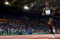 Timothy CHERUiYOT Kenia Winner 1500m Men  <br /> Roma 31-05-2018 Stadio Olimpico  <br /> Iaaf Diamond League Golden Gala <br /> Athletic Meeting <br /> Foto Andrea Staccioli/Insidefoto
