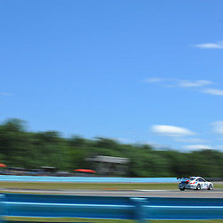 July 1, 2012 - The Brumos Porsche 911 GT3 driven by Andrew Daivs and Leh Keen races during The Grand-Am Rolex Sports Car Series Sahlen's Six Hours of the Glen.