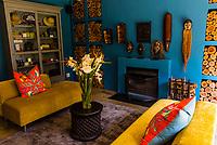 The Peech Boutique Hotel, Melrose, Johannesburg, South Africa.