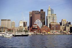 Boston Scenic Waterfront