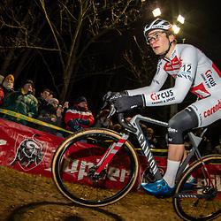 2019-12-29: Cycling: Superprestige: Diegem: David van  der Poel