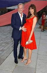 ANTON BILTON and LISA B at the Royal Academy of Art's SUmmer Party following the official opening of the Summer Exhibition held at the Royal Academy of Art, Burlington House, Piccadilly, London W1 on 7th June 2006.<br />