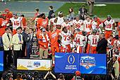 NCAA Football-Fiesta Bowl-Clemson vs Ohio State-Dec 28, 2020