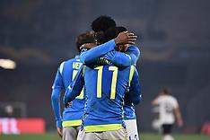 Napoli vs Zurigo - 21 February 2019