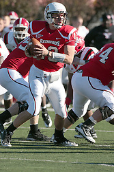 06 November 2010:  Matt Brown during a game between the Penguins of Youngstown State and the Redbirds of Illinois State at Hancock Stadium on the campus of Illinois State University in Normal Illinois.