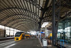 Station Haarlem, Haarlem, Noord Holland, Netherlands