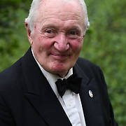 Paddy Hopkirk attend The Motor Sport Hall of Fame will return to the spectacular Royal Automobile Club at Woodcote Park, Surrey, London, UK. 4 June 2018.