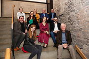 02/04/2019 Repro free:  <br /> Back Row Mark Quick, Founding Director 9th Impact and Founding Director, Nephin Whiskey, Nicola Barrett, Senior Marketing Managerat Connacht Rugby, Mary Rodgers- Innovation Community Managerat the Portershed Joe Smyth- VP of R&D at Genesys and Cathal Ennis SBP.<br /> Front Row Kenneth Deery AIB,  Kathryn Harnett- Senior Consultantat Milltown Partners LLP, Niamh Costello GTC General Manager, Giovanni Tummarello- Founder and CPOat Siren and Frank Greene C.Dir is Chairman of Galway Technology Centre at Harvest in the Mick Lally Theatre , an opportunity to share ideas for innovation and growth and discuss how to cultivate the city as a destination for innovation, hosted by GTC  and Sponsored by AIB and The Sunday Business Post . Photo: Andrew Downes, Xposure<br /> <br /> <br /> <br /> <br /> A keynote address Start Up to Multinational - Positioning & Marketing Software for an International Audience from Joe Smyth, VP of R&D at Genesysat Genesys and a Panel Discussion on International Growth Through Innovation and Positioning<br /> Mary Rodgers- Innovation Community Managerat the Portershed (moderator)<br /> Kathryn Harnett- Senior Consultantat Milltown Partners LLP, Giovanni Tummarello, Founder and CPOat Siren,  Mark Quick, Founding Director 9th Impact and Founding Director, Nephin Whiskey, Nicola Barrett, Senior Marketing Managerat Connacht Rugby