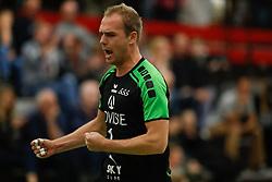 20161029 NED: Eredivisie, Vallei Volleybal Prins - Advisie SSS: Ede<br />Frank van den Noort of Advisie SSS<br />©2016-FotoHoogendoorn.nl / Pim Waslander