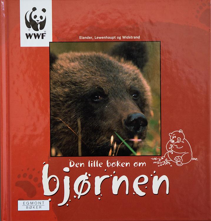 Den lille boken om Bjørnen, Norwegian, Egmont Bøker, 2002
