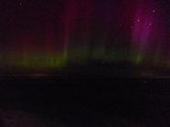 Aurora Borealis - Mt. Washington Observatory - March 2013