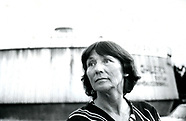 Wystawa Magdaleny Abakanowicz w Białymstoku 1992 rok