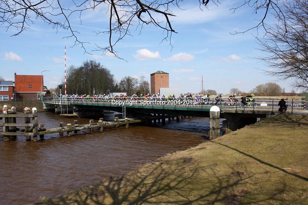De brug bij Bad Nieuweschans tijdens de Energiewachttour