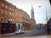 Old Dublin Amature Photos 1999 WITH, Thomas Street, St Catherine Church Of Ireland Old amateur photos of Dublin streets churches, cars, lanes, roads, shops schools, hospitals